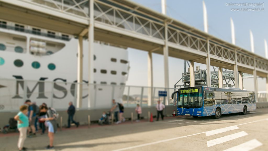 Barcelona Portbus T3