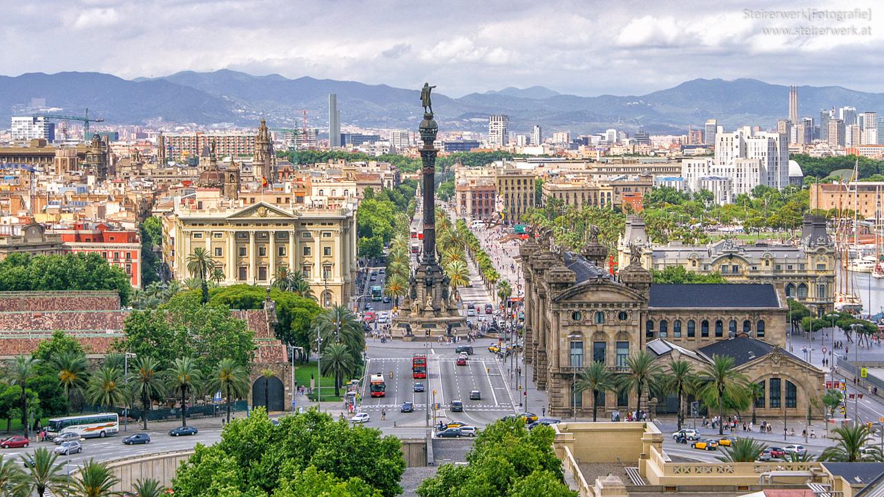 Ein tag in barcelona sehensw rdigkeiten touren tipps for Cinema montjuic 2016