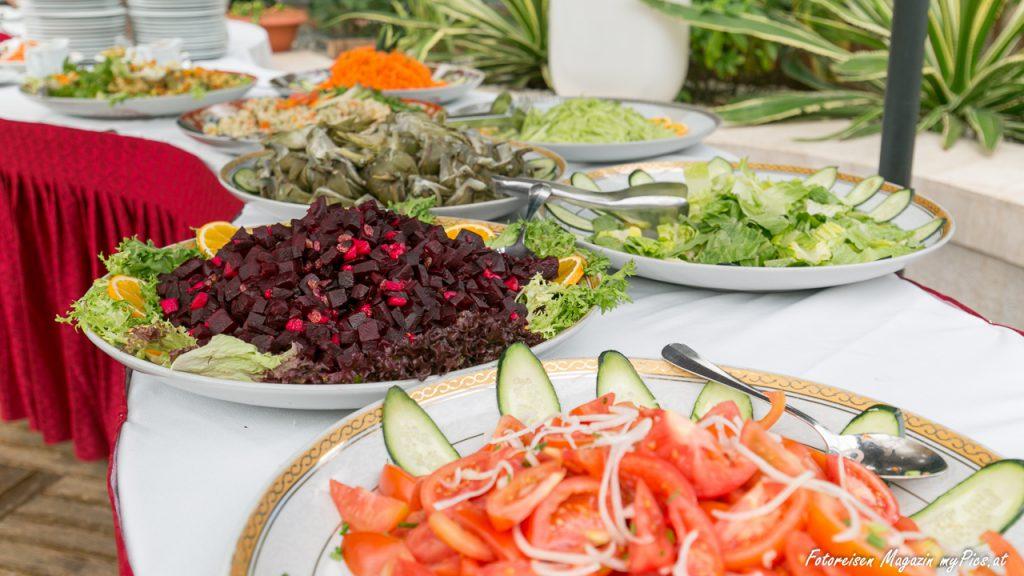 Essen Marokko Gemüse