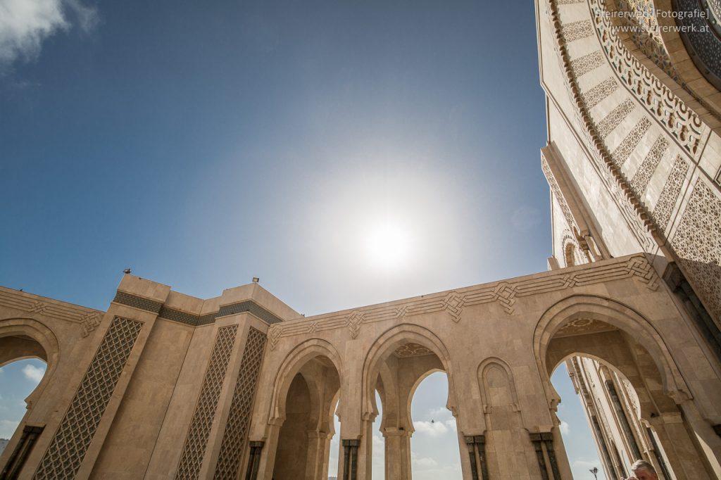 Architektur Moschee-hassan II