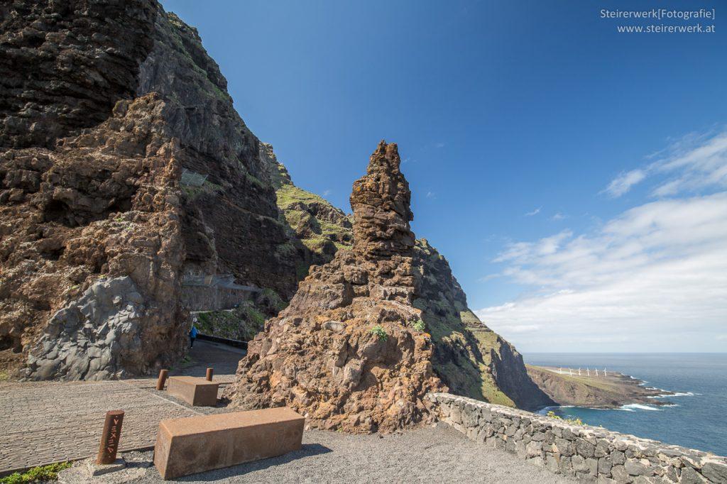 Aussichtspunkt Teneriffa