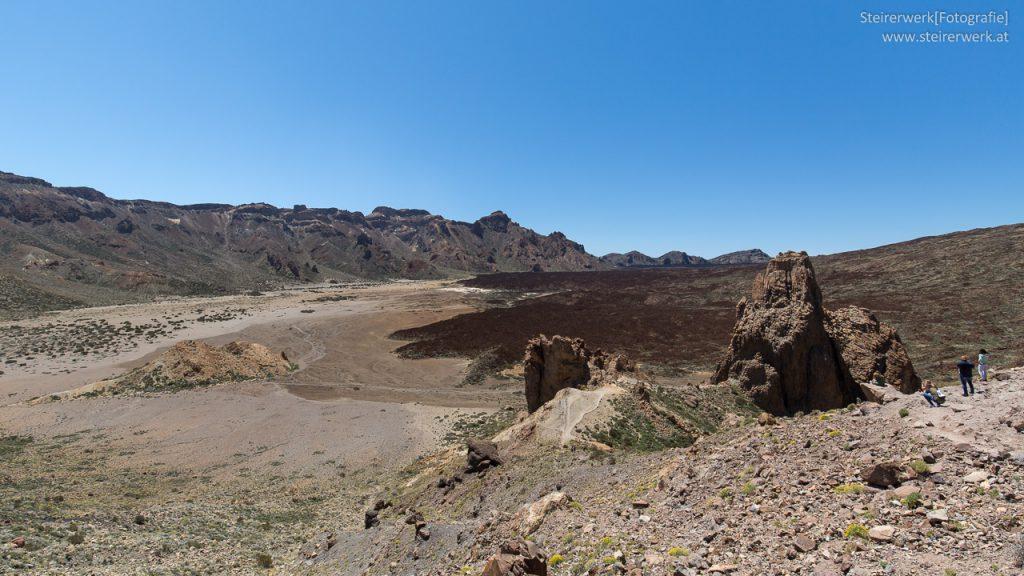 Caldera Pico del Teide
