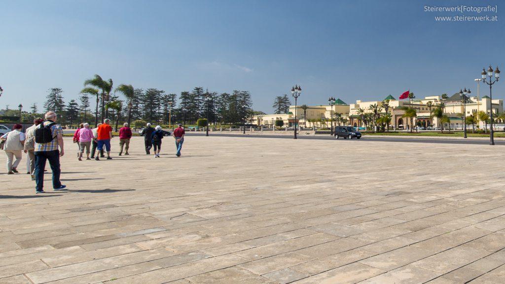 Casablanca Rabat Tour Marokko