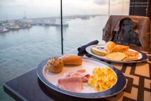 Frühstück Schiff