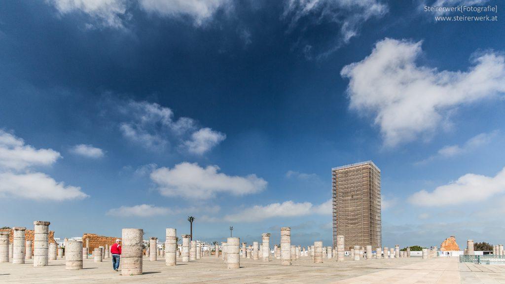 Hassan Turm Rabat