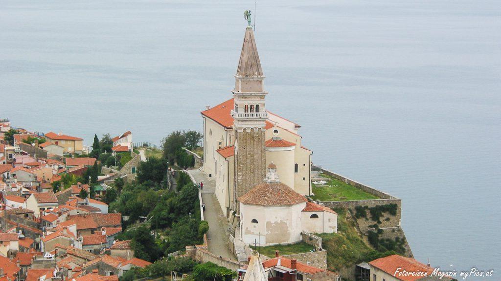 Kirche Piran