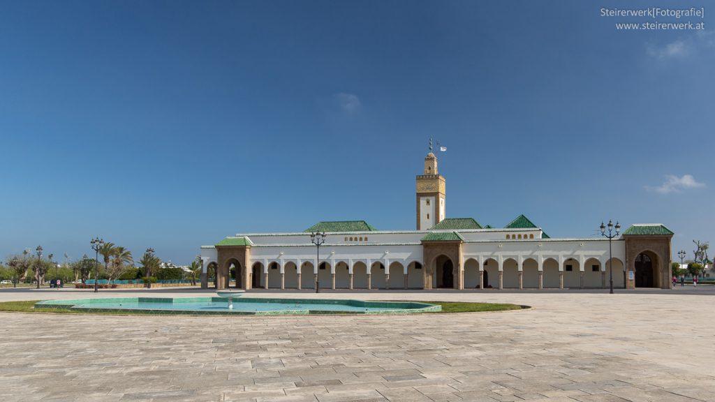 Königsmoschee Rabat