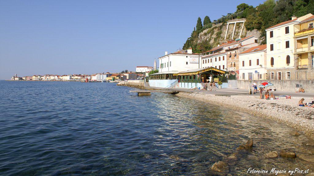 Piran Strand