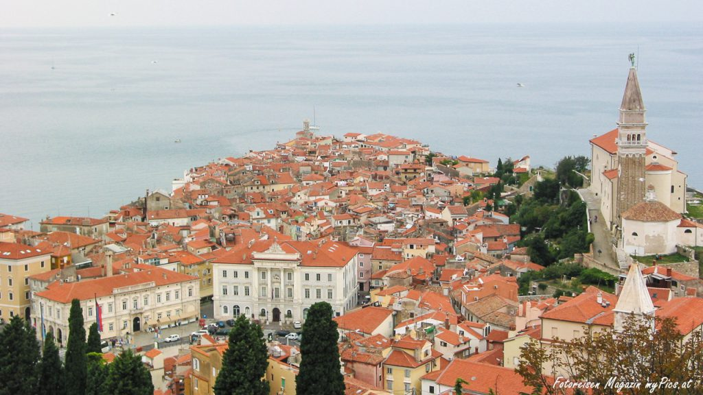Piran Sightseeing