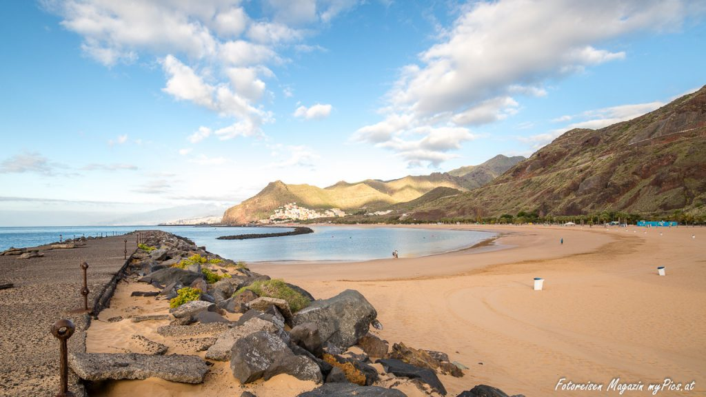 Playa Las Teresitas Sandstrand