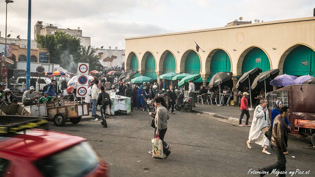 Casablanca Strasse