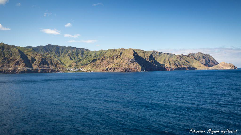 Teneriffa Steilküste