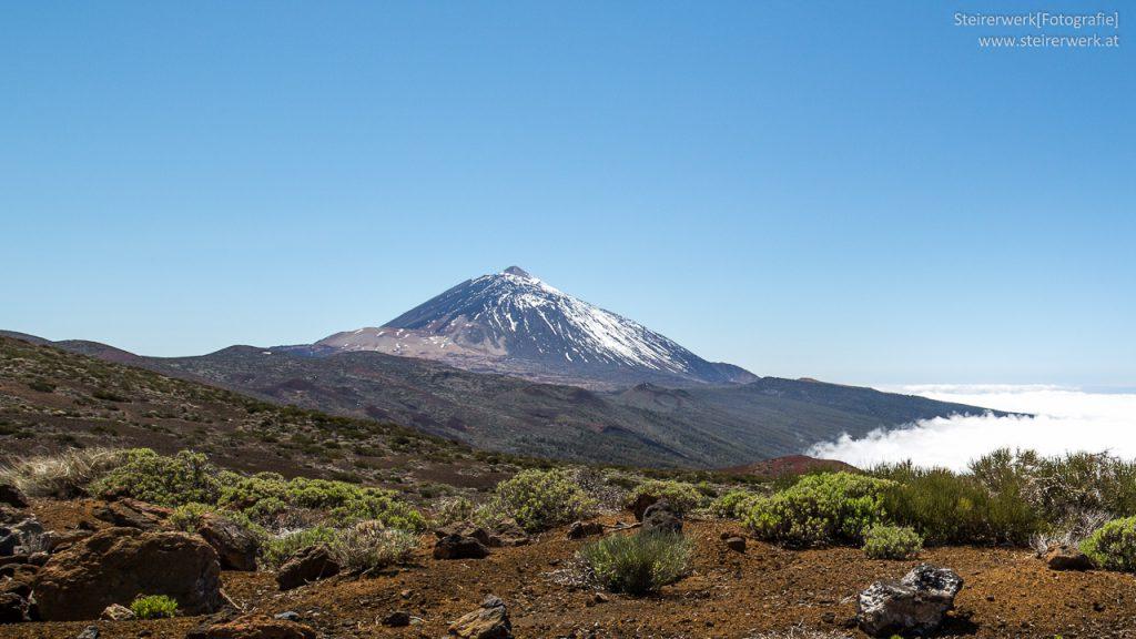 Vulkan Pico del Teide