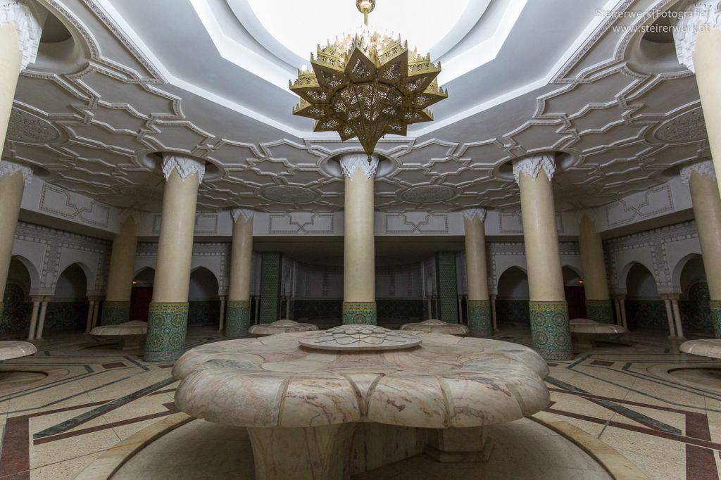 Waschraum Moschee Hassan II