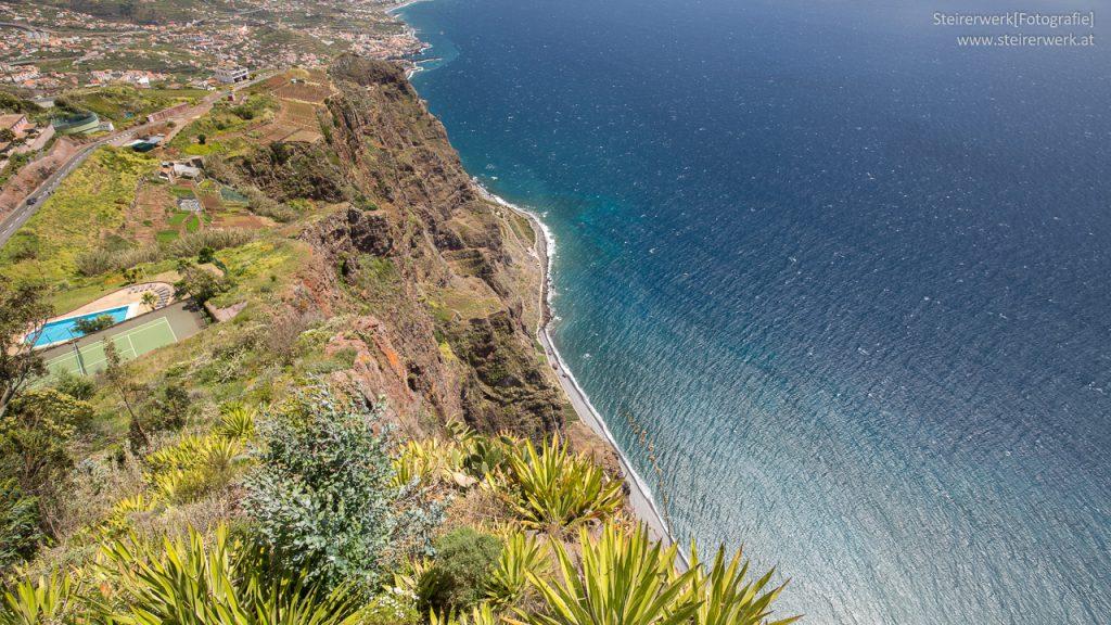 Cabo Girão Aussicht