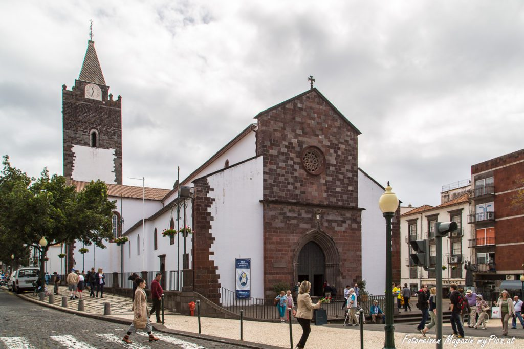 Cathedral Sé in Funchal