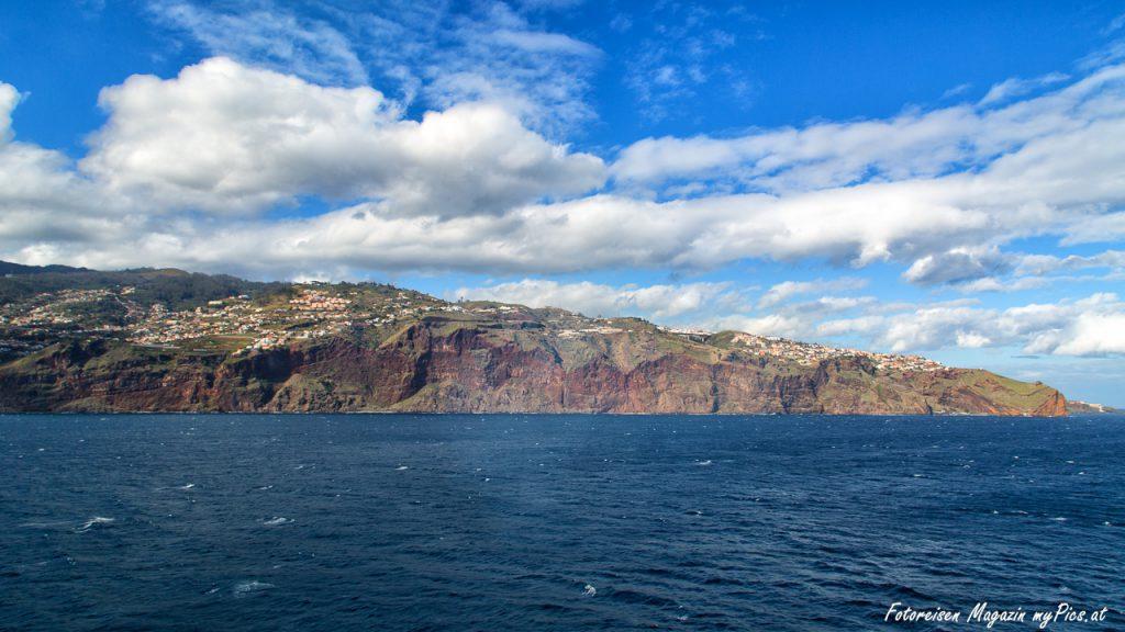 Madeira Küste Blumeninsel