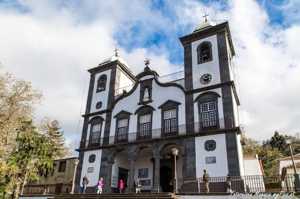 Wallfahrtskirche Nossa Senhora do Monte Funchal