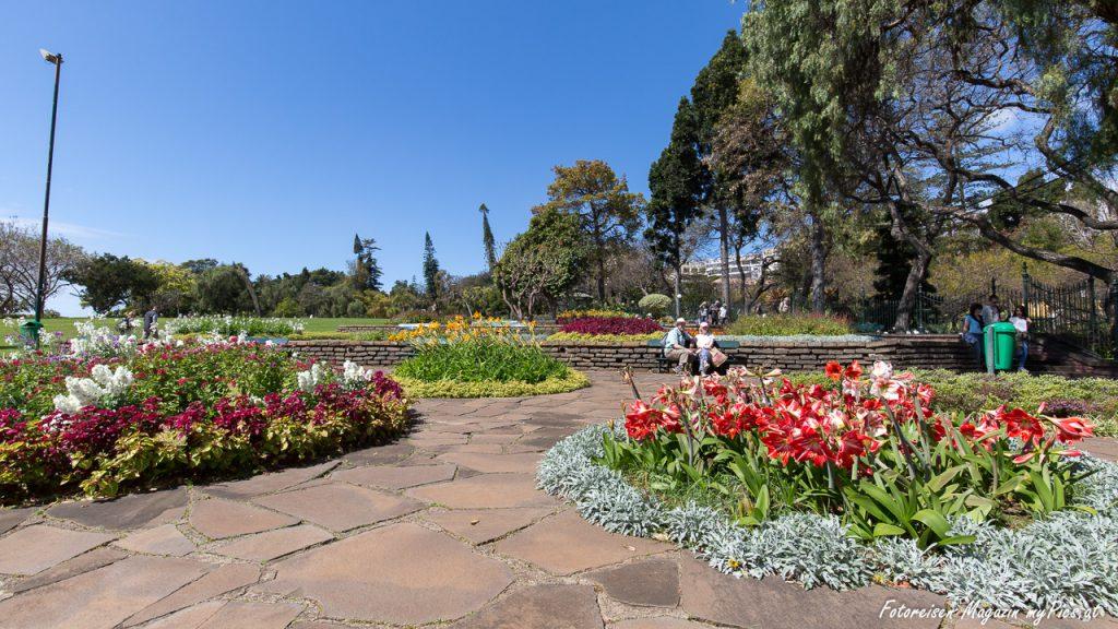 Parque de Santa Catarina in Funchal