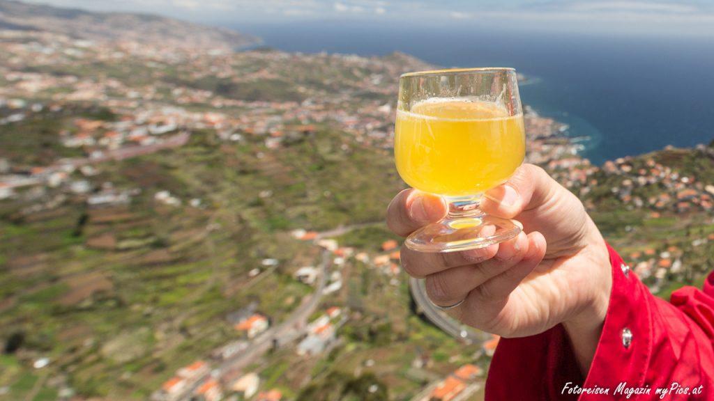 Poncha Cocktail Madeira