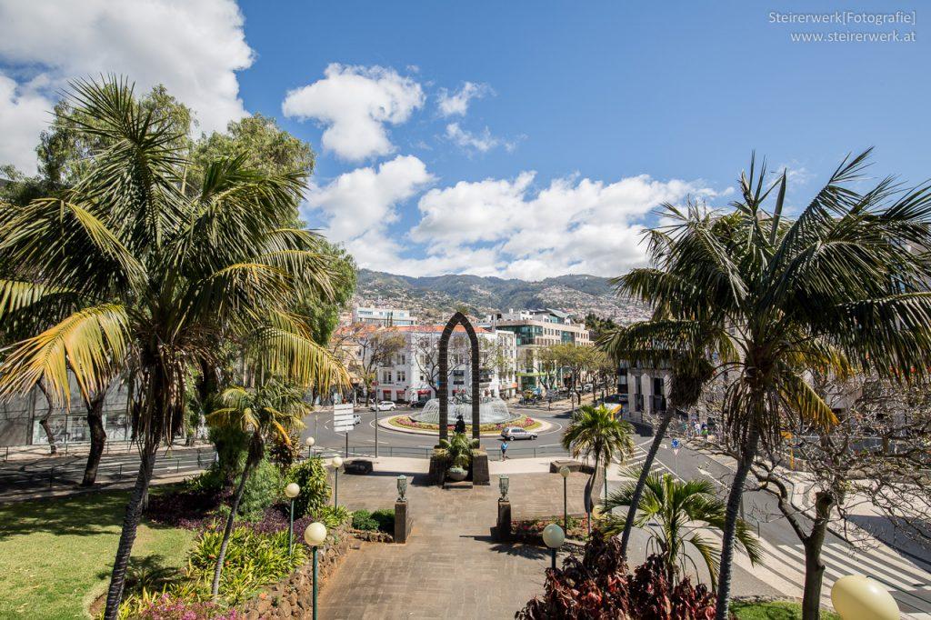 Praca do Infante Funchal
