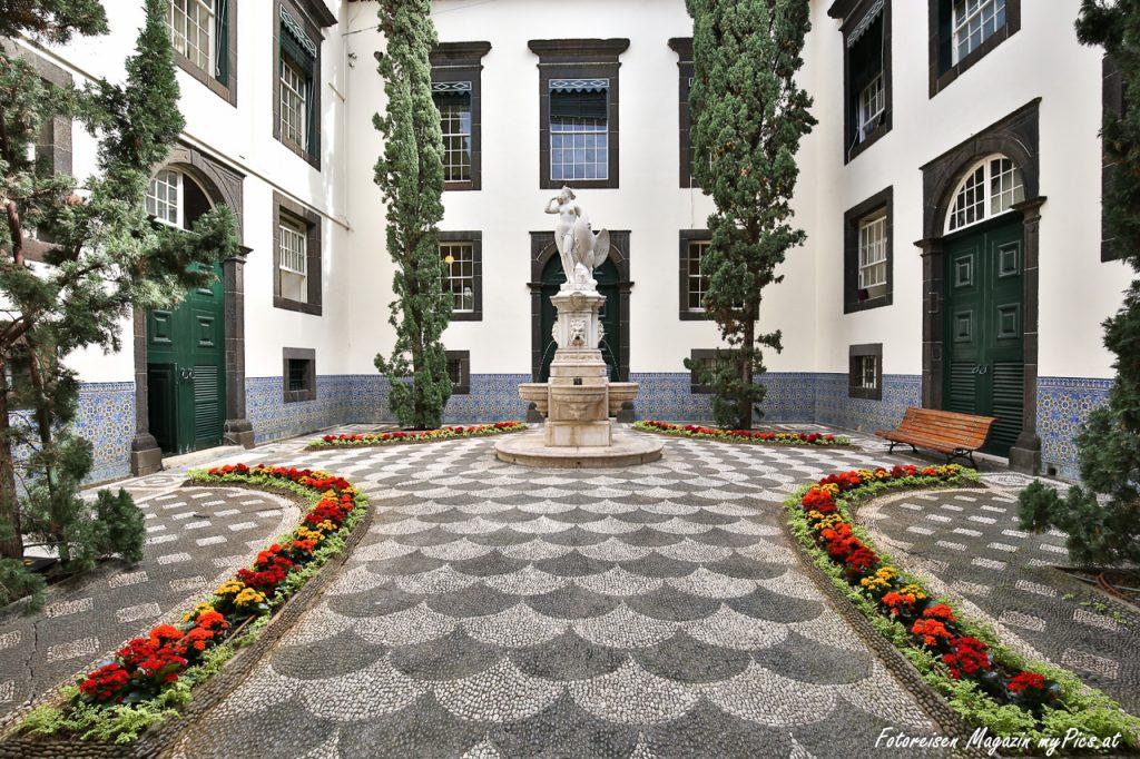Funchal Rathaus