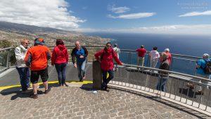 Skywalk Steilklippe Madeira