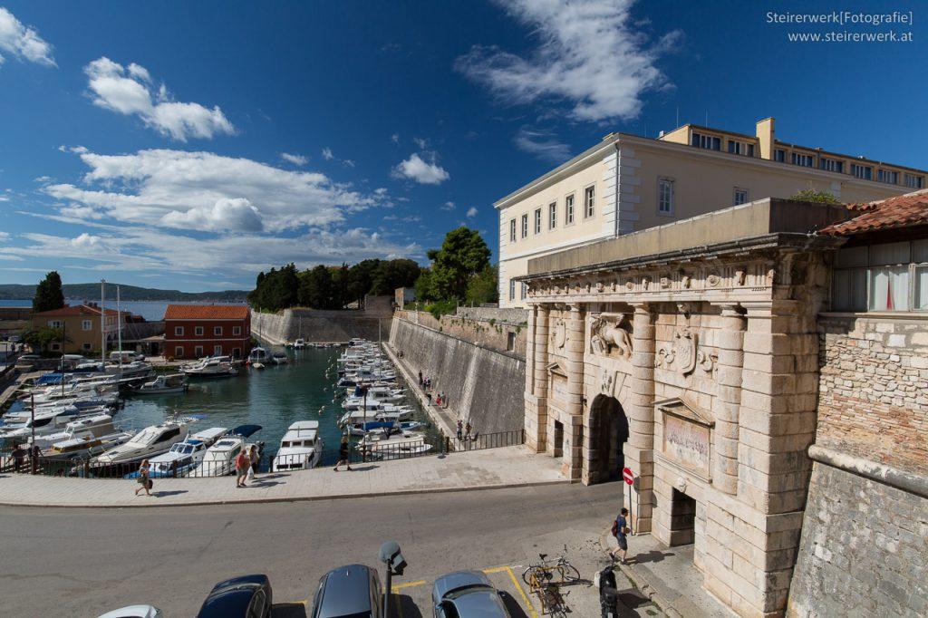 Fosa Hafen Zadar