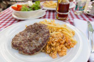 Kroatisch Essen in Zadar