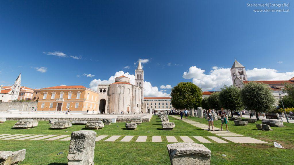 Römisches Forum Zadar