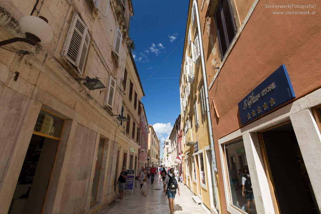 Zadar auf eigene Faust erkunden