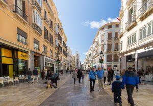 Einkaufen in Malaga
