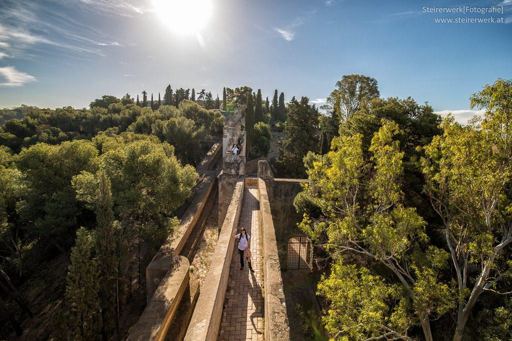 Gibralfaro Sehenswürdigkeit Malaga