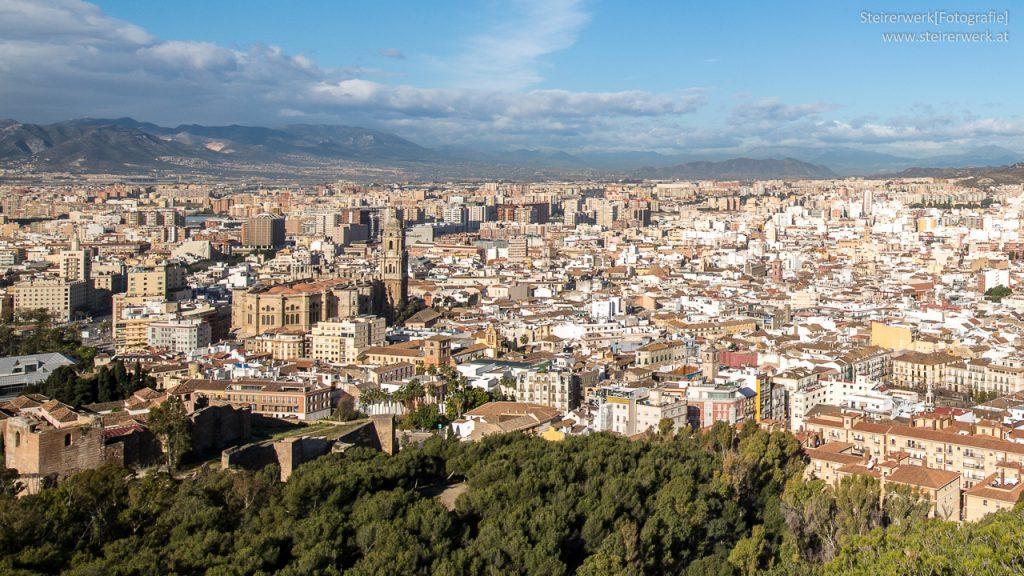Historische Altstadt von Malaga