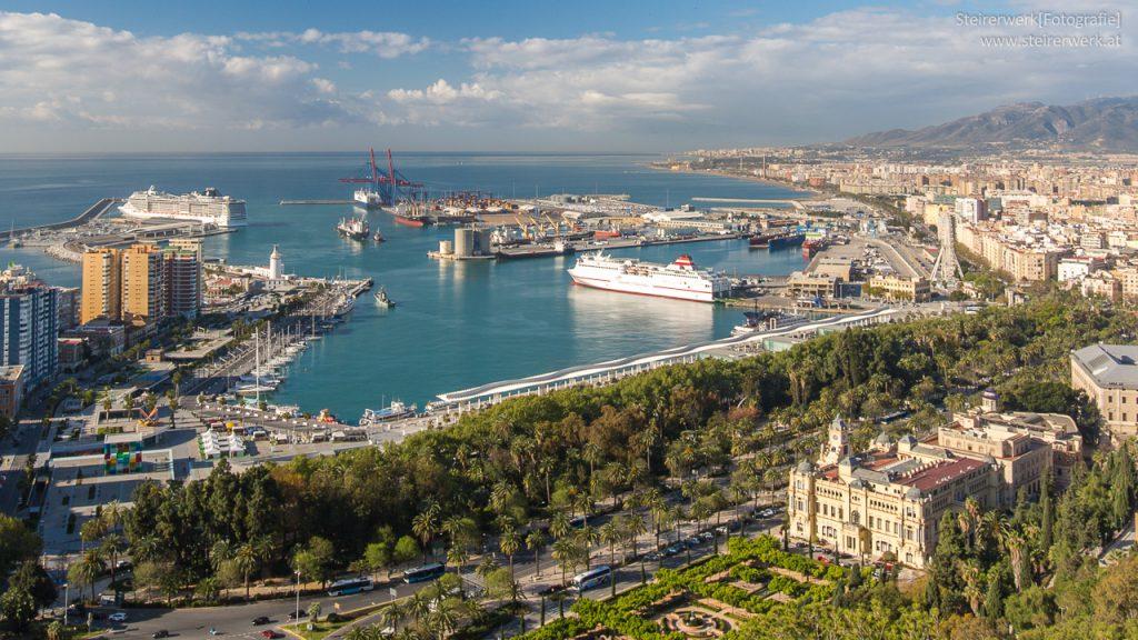 Kreuzfahrt Malaga