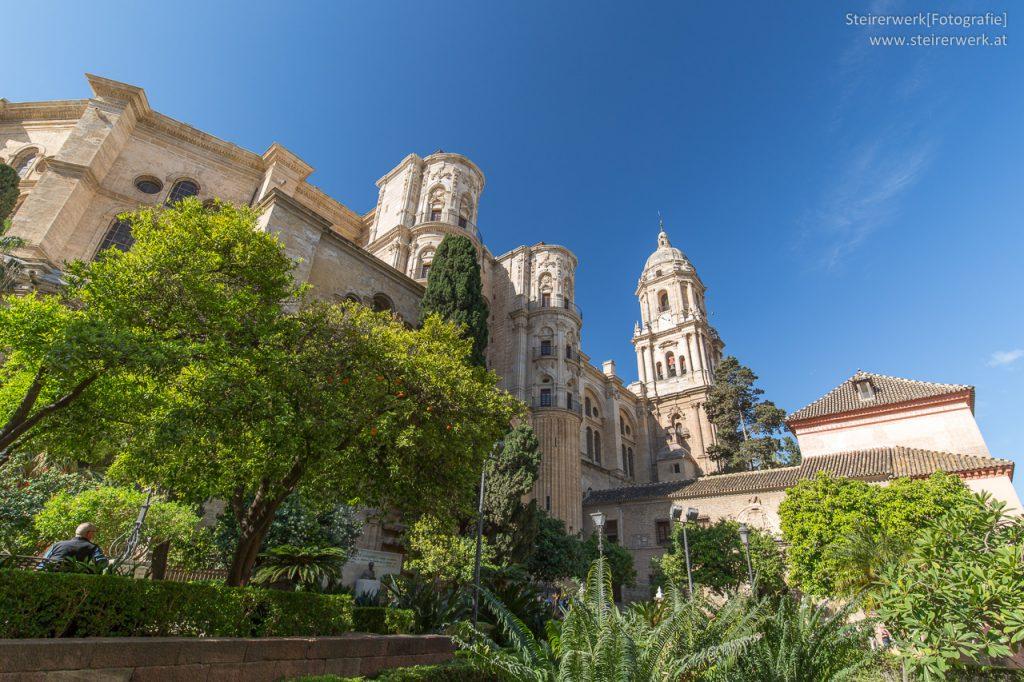 La Manquita Glockenturm Malaga