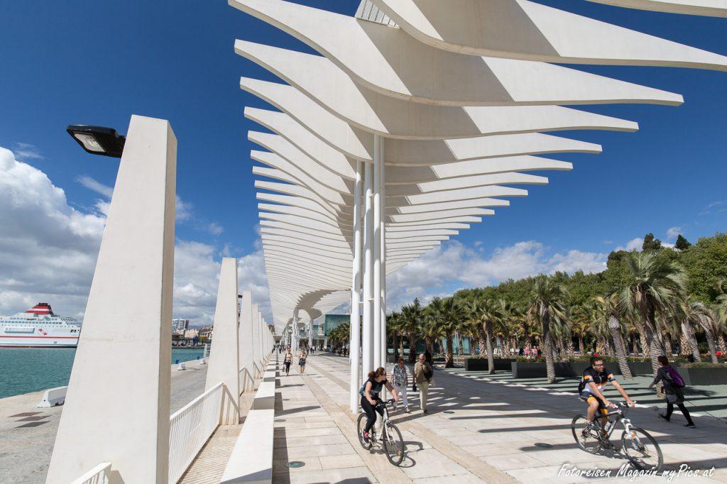 Malaga entdecken