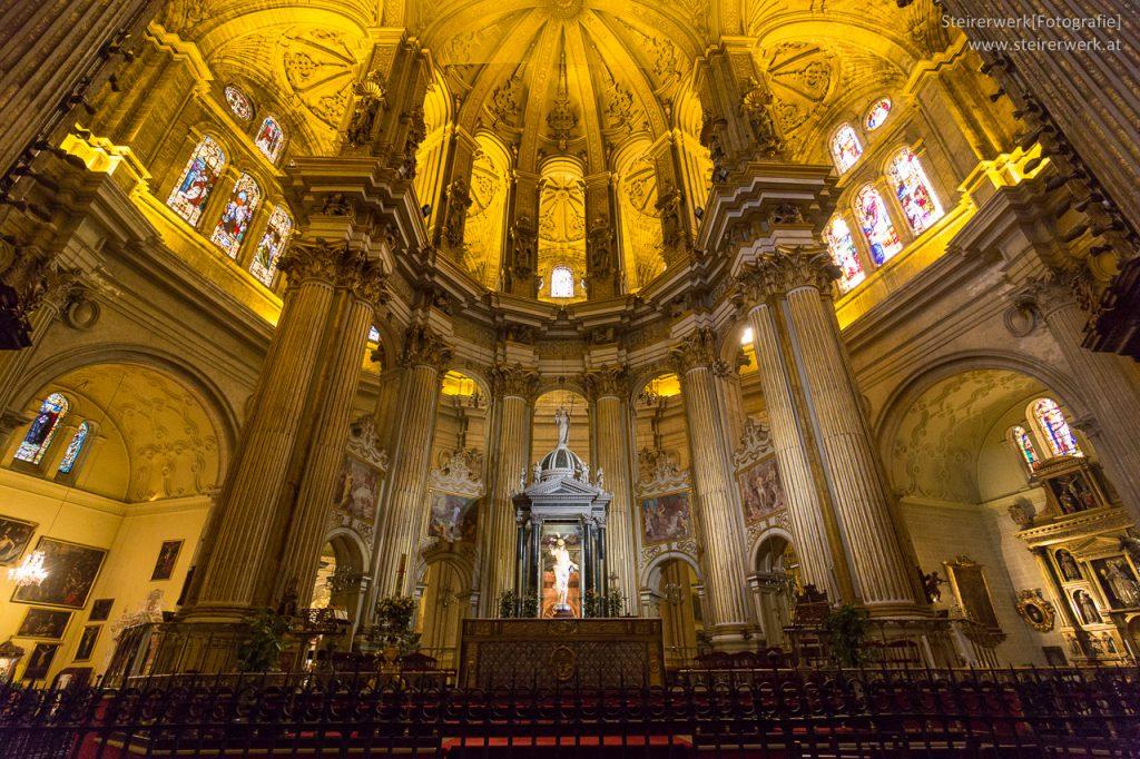 Malaga Kathedrale - Catedral de la Encarnación
