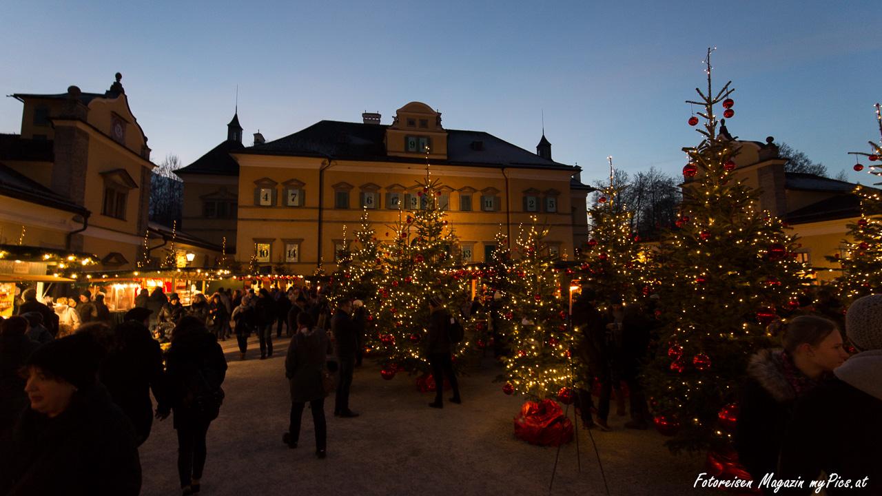 Schloss Hellbrunn Weihnachtsmarkt.Der Schönste Weihnachtsmarkt In österreich Adventmärkte Verzaubern