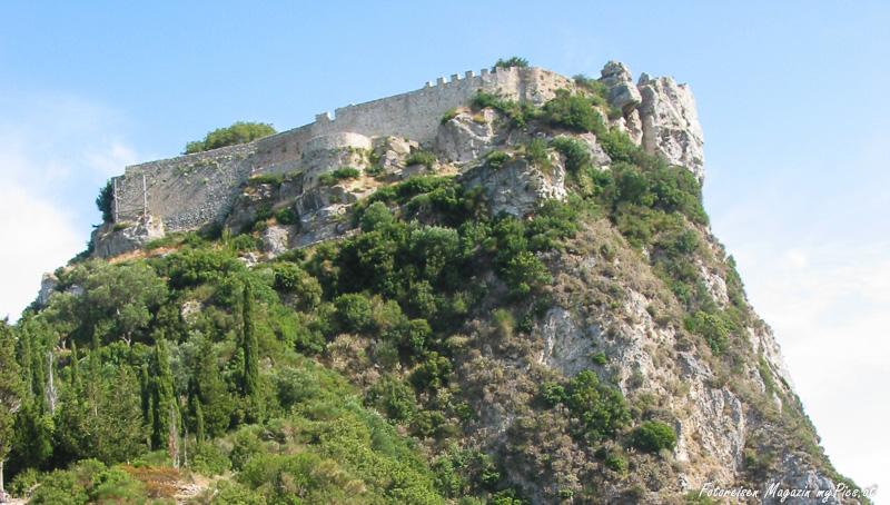 Festung Angelokastro