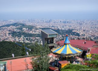 Barcelona Panorama Fotos