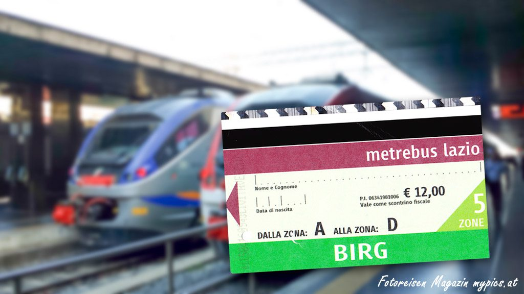 BIRG Ticket Rom