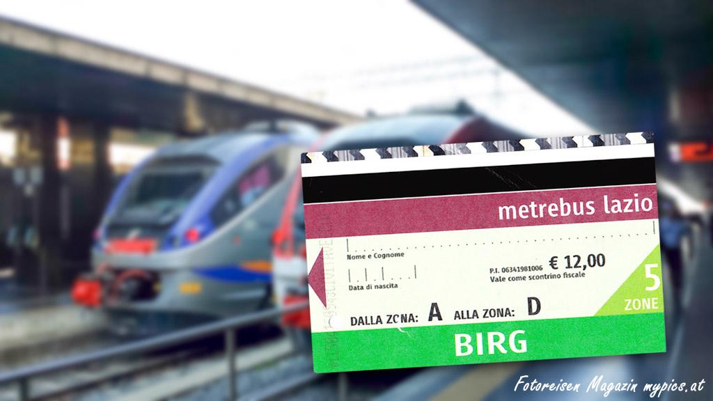 Ticket Rom