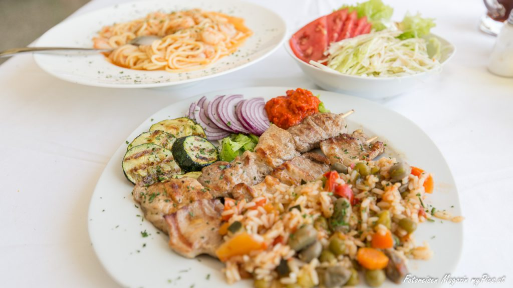 Essen & Trinken auf Pasman in Kroatien
