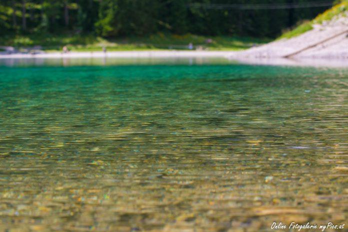 Grüner See Austria