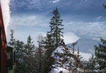 Winterurlaub Salzkammergut Schafbergbahn