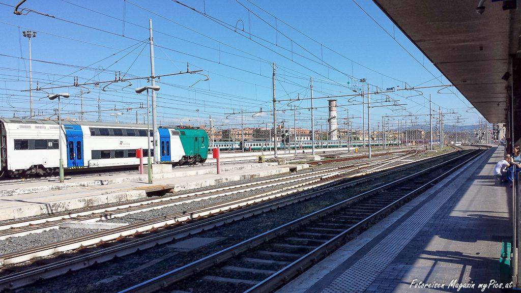 Bahnhof Rom