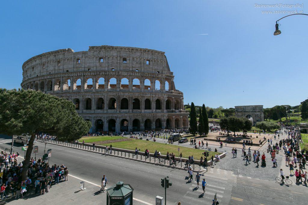 Amphitheatrum Flavium Rom