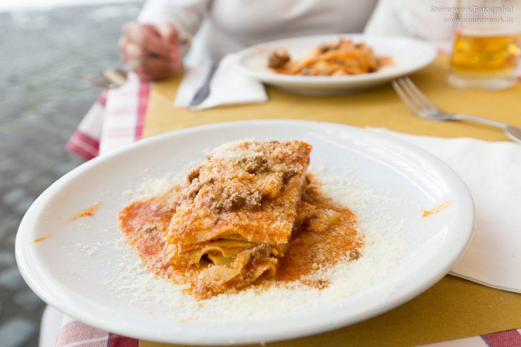 Italienisch Essen in Rom