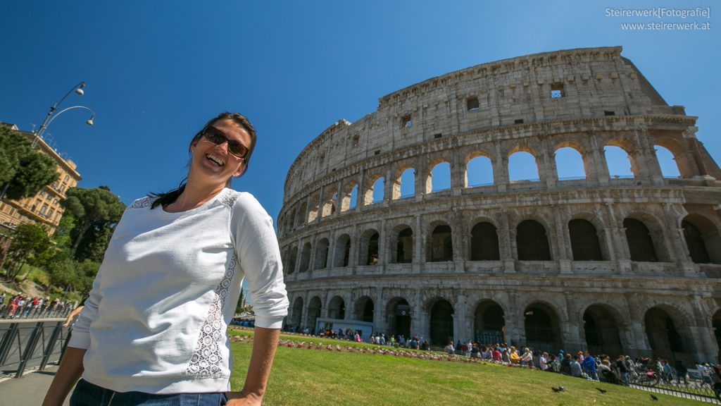 Kolosseum Rom Sehenswürdigkeit